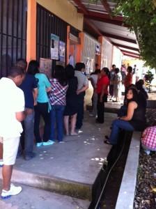 Voting Centre La Kennedy 2